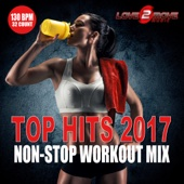 Top Hits 2017 - Non-Stop Workout Mix 130BPM (Ideal for Cardio, Step, Running, Cycling, Gym & Fitness)