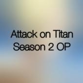 Attack on Titan Season 2 OP (Shinzou Wo Sasageyou)