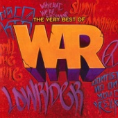 War - The World Is a Ghetto artwork
