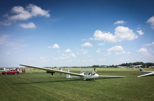 MALÉV Repülőklub - vitrolázórepülés elméleti oktatás