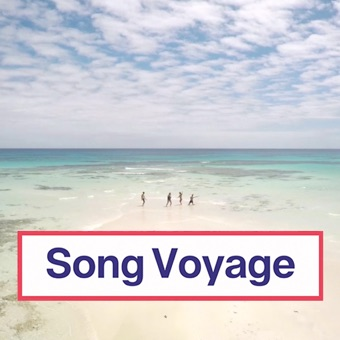 Song Voyage – The Gregory Brothers