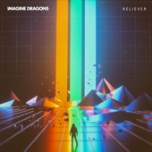 Imagine Dragons - Believer Grafik