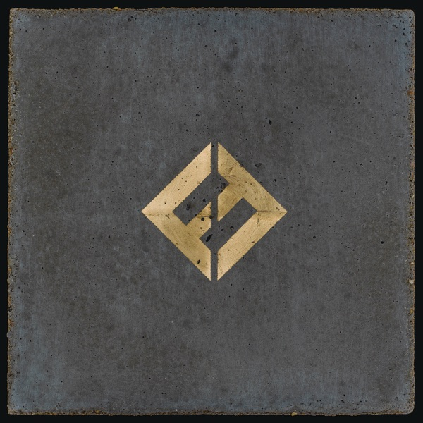 Foo Fighters - Concrete And Gold (2017)