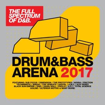 Drum&BassArena 2017 – Various Artists