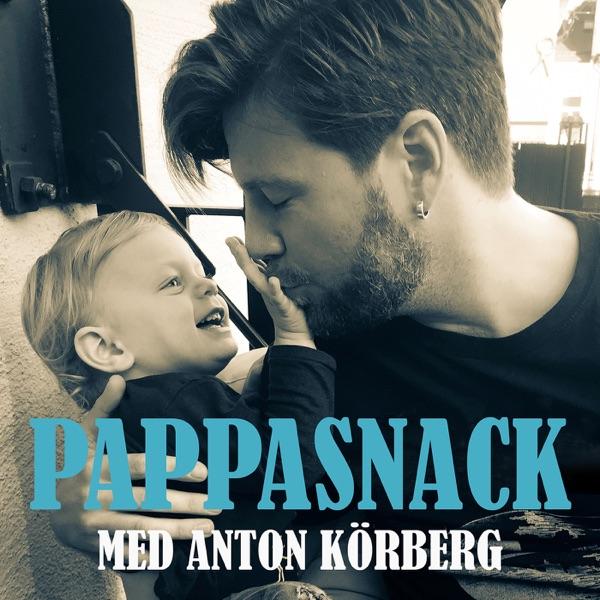 Pappasnack med Anton Körberg