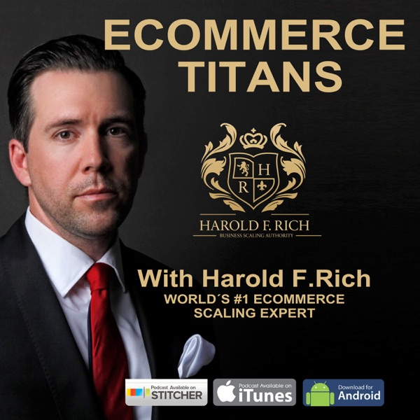 EcommerceTitansShow.com | SCALE UP your Ecommerce Business To The Next Level!