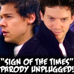 """Sign of the Times"" Parody of Harry Styles"