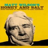Matt Wilson - Honey and Salt  artwork