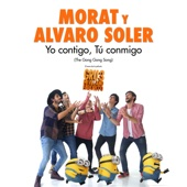 Morat y Alvaro Soler - Yo Contigo, Tú Conmigo (The Gong Gong Song) [El Tema De La Película