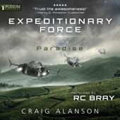 Craig Alanson - Paradise: Expeditionary Force, Book 3 (Unabridged)  artwork