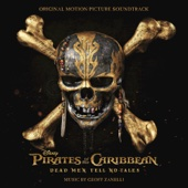 Geoff Zanelli - Pirates of the Caribbean: Dead Men Tell No Tales (Original Motion Picture Soundtrack)  artwork