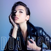 Dua Lipa - New Rules Grafik