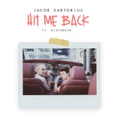 Jacob Sartorius - Hit Me Back (feat. Blackbear) artwork