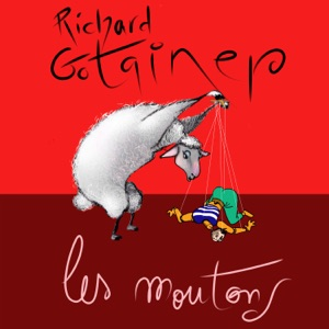 Richard Gotainer - Les moutons