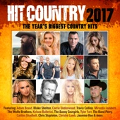 Various Artists - Hit Country 2017 artwork