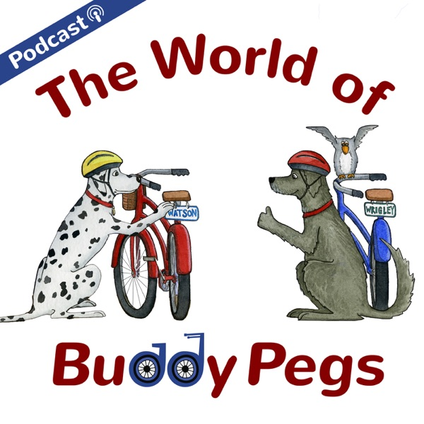 The World Of Buddy Pegs Podcast