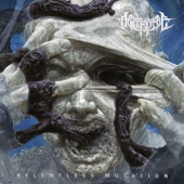 Relentless Mutation - Archspire Cover Art