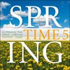 Spring Time, Vol. 5 - Chillout, Chillhouse, Downbeat, Lounge