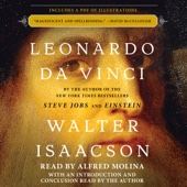 Walter Isaacson - Leonardo da Vinci (Unabridged)  artwork