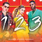 Listen to 1, 2, 3 (feat. Jason Derulo & De La Ghetto) music video