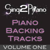 Piano Backing Tracks, Vol. 1