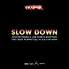 Dimitri Vegas & Like Mike & Quintino - Slow Down (feat. Boef, Ronnie Flex, Ali B & I Am Aisha) kunstwerk