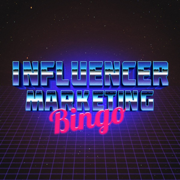 Influencer Marketing Bingo