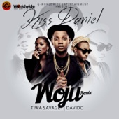 Kiss Dániel - Woju (Remix) [feat. Davido & Tiwa Savage] artwork