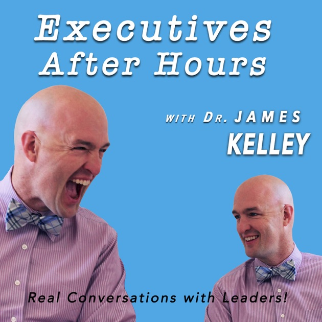 "1200x630bb CEO Tevis Trower shares her story on ""Executives After Hours"" podcast with James Kelley"