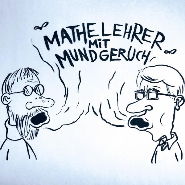Mathelehrer mit Mundgeruch