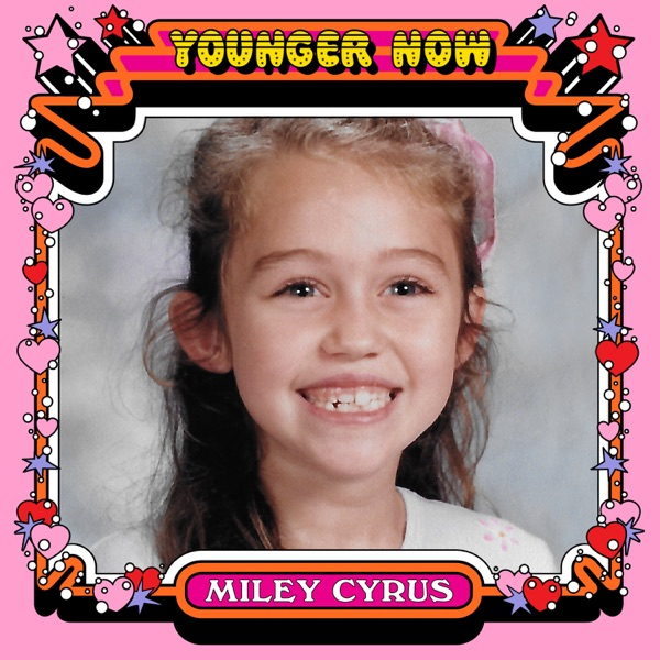 Younger Now The Remixes - EP Miley Cyrus CD cover