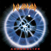 Def Leppard - Adrenalize  artwork
