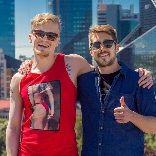 Bert ja Jon heinamaal | Raadio 2 | ERR