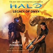 Matt Forbeck - Halo: Legacy of Onyx (Unabridged)  artwork