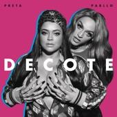 Preta Gil - Decote (feat. Pabllo Vittar)  arte