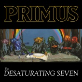 Primus - The Desaturating Seven  artwork