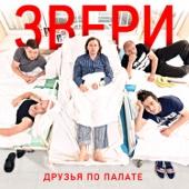 Звери - Друзья по палате - EP обложка
