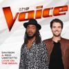 Davison & Reid Umstattd - Love On the Brain (The Voice Performance)  artwork