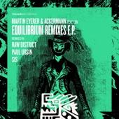 Martin Eyerer, Ackermann & L.O.U. - Equilibrium (SIS Remix) artwork