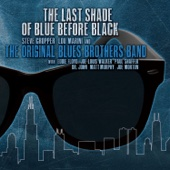 The Original Blues Brothers Band - The Last Shade of Blue Before Black  artwork