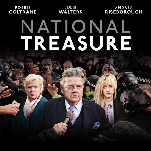 """National Treasure, Staffel 1"" In ITunes"