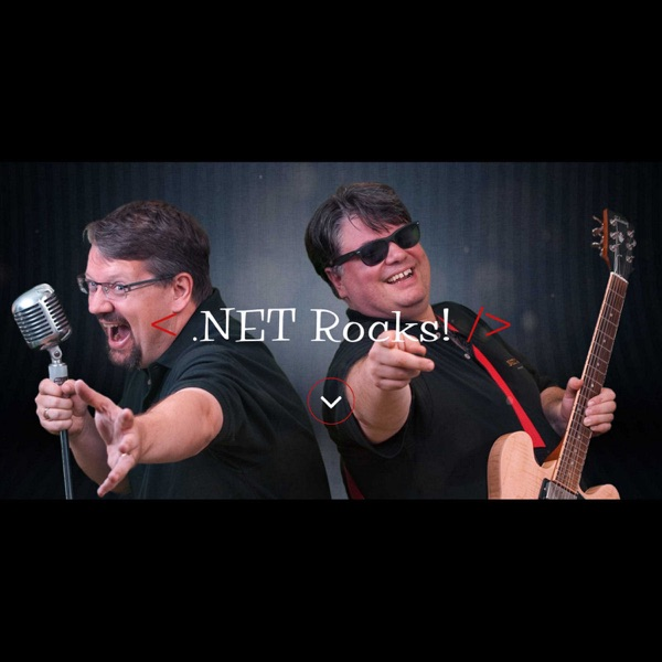 Flutter with Tim Sneath and Adam Barth from  NET Rocks! on