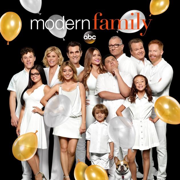modern family season 9 on itunes. Black Bedroom Furniture Sets. Home Design Ideas