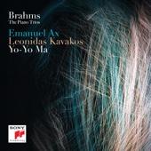 Emanuel Ax, Leonidas Kavakos & Yo-Yo Ma - Brahms: The Piano Trios  artwork