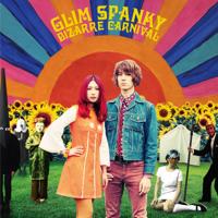 GLIM SPANKY - BIZARRE CARNIVAL artwork