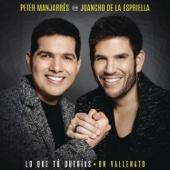 Lo Que Tú Querías, Un Vallenato (feat. Juancho de la Espriella) - Peter Manjarres