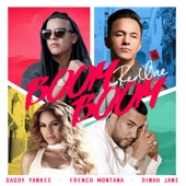 RedOne, Daddy Yankee, French Montana & Dinah Jane - Boom Boom artwork