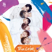 JBJ - True Colors - EP  artwork