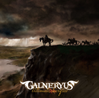 GALNERYUS - ULTIMATE SACRIFICE artwork