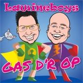 Lawineboys - Gas D'r Op kunstwerk